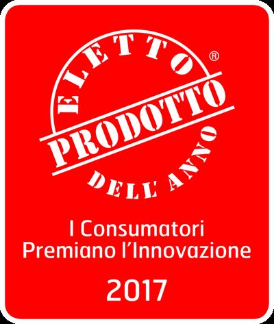Prodotto dell'anno 2017
