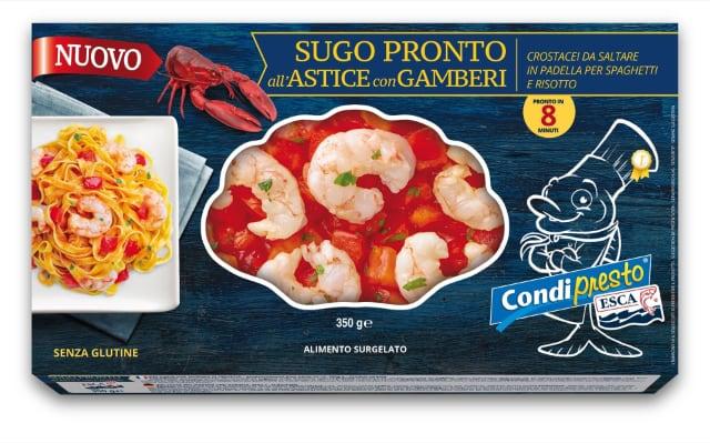 Sugo Pronto all'Astice con Gamberi – i Condipresto ESCA