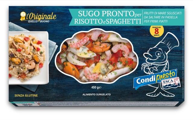 Sugo Pronto per Risotto e Spaghetti – i Condipresto ESCA
