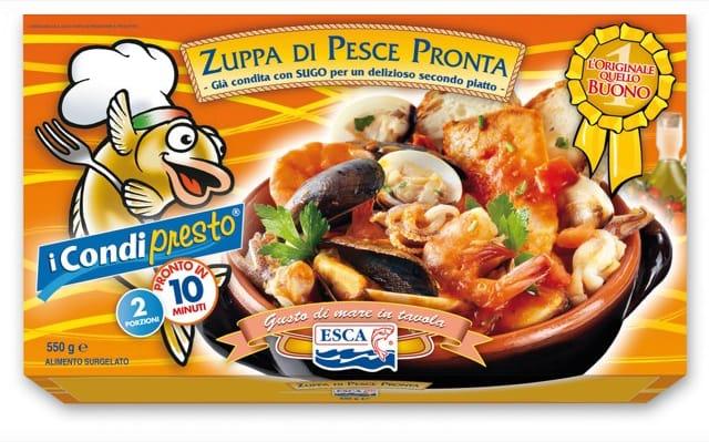 Zuppa di Pesce Pronta