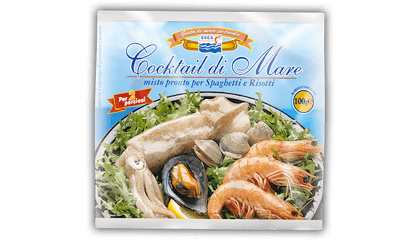 Cocktail di mare al Naturale ESCA